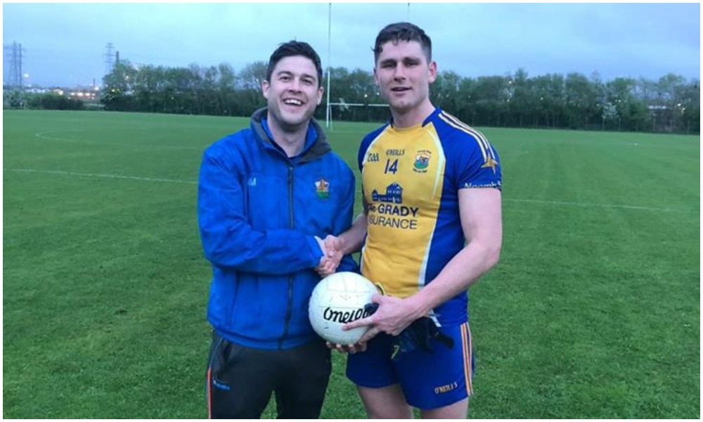 Senior Men Draw With St Gall's In League