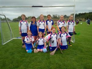 U10 Camógs Take Part In St Enda's Tournament!