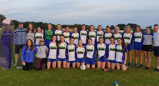 Junior Ladies Get Championship Off To A Flying Start!