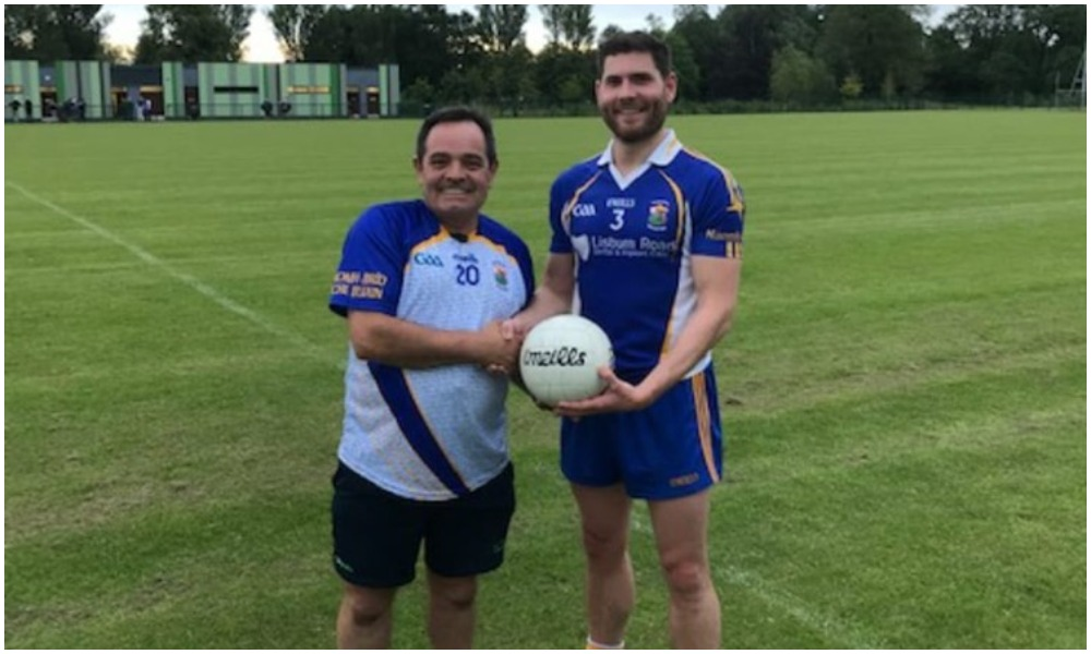 Senior Men Achieve Victory Against St Enda's