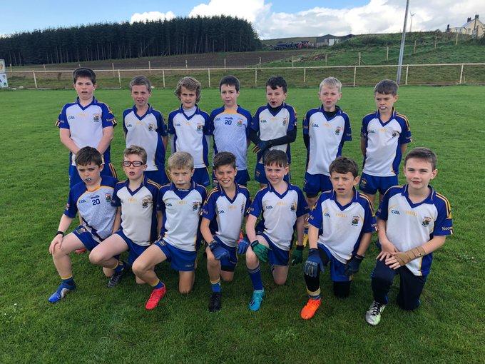 U10 Boys Excel At Diarmuid Frazer Memorial Tournament
