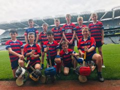 Brid Óg Take To The Croke Park Turf!