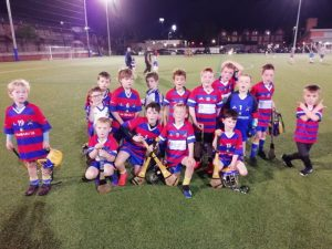 Bríd Óg U8s Match Up Against Rossa
