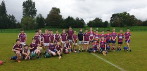 Bríd Óg U12s Take On Bredagh