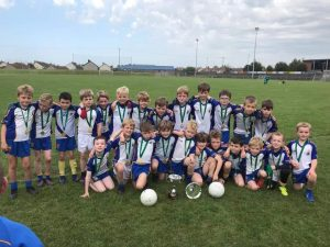 U8.5s Victorious In Bryansford