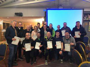 Second safeguarding course